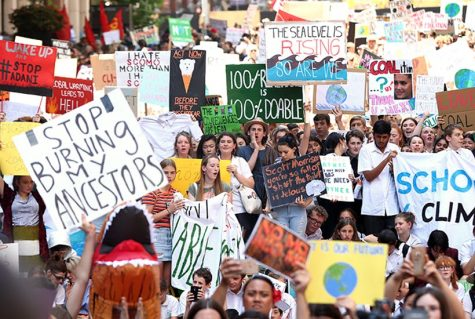 """It Means the World to Us"" – Global Student Climate Change Protests"
