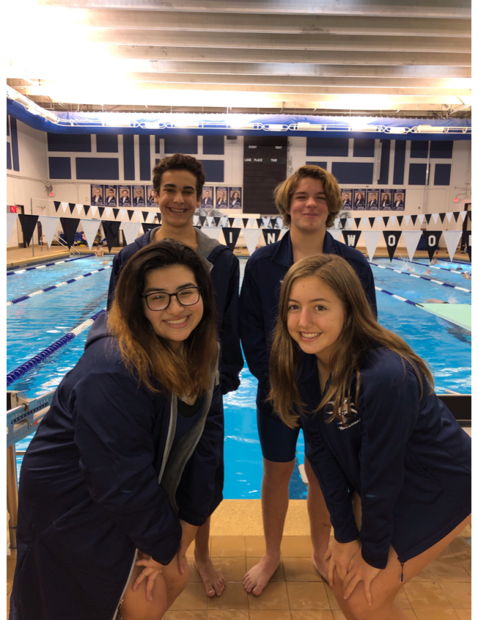 Make on splash on the KHS Diving Team