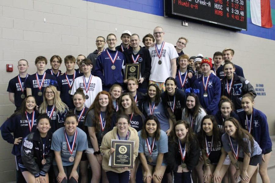 KHS Swim Team Year in Review