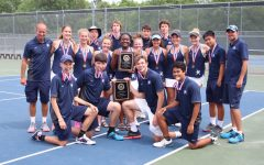 KHS Tennis Finishes Strong and Heads to State