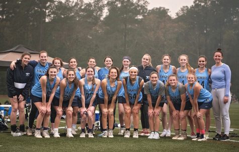Kingwood Ladies' Lacrosse Finishes a Strong Season