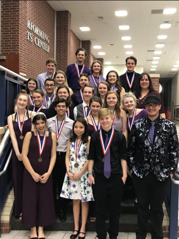 UIL One-Act Play Competition 2019