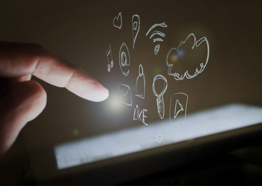 The Social Media Glow