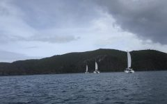 A Summer of Sailing, Scuba, and Science