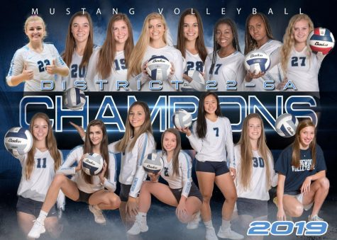 End of Season KHS Varsity Volleyball – 2019