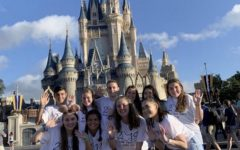 StuCo's Trip to Disney World!