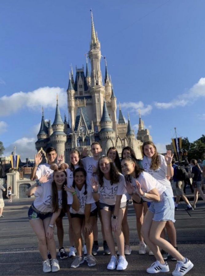 StuCo's Trip to Disney World!