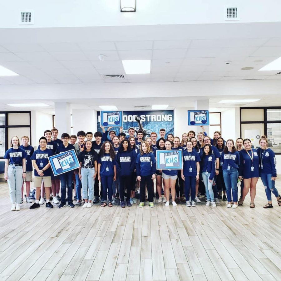 Kingwood High School Orchestra's Success at Region