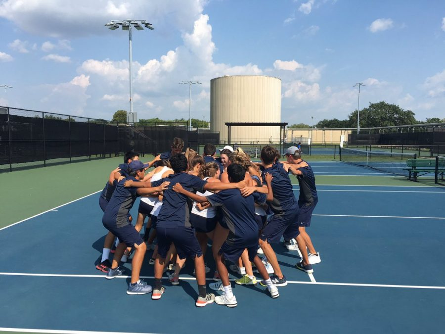 KHS Varsity Team Tennis Fall Season Overview - 2019