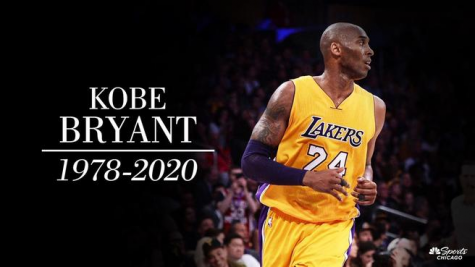 The Unexpected Passing of Kobe Bryant