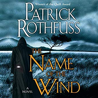#1 New York Times-bestselling Patrick Rothfuss' epic fantasy series, The Kingkiller Chronicle.