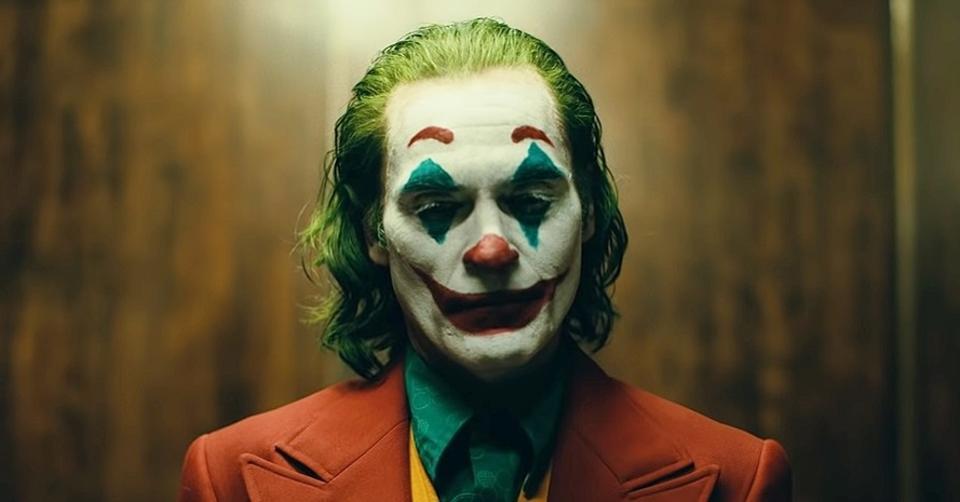 Joaquin Phoenix Goes Full 'Joker'.