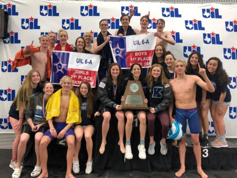 Kingwood Swimming & Diving Tops the Podium at State