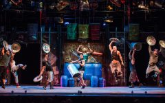Stomp Review – The Story of Percussion