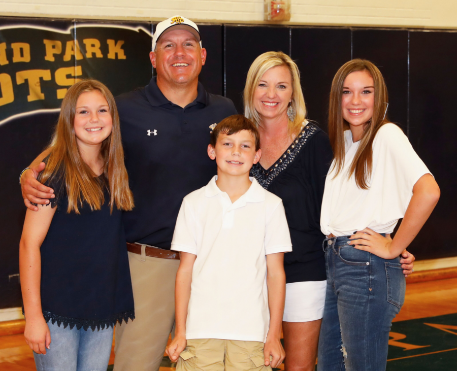 Welcome Coach Melton and his family to Kingwood High School as  we look forward to an exciting year for Mustang Football.