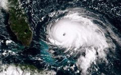 Displayed above is a photo of Hurricane Dorian from last summer's hurricane season. Photo Credits: Marketwatch
