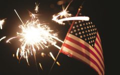 Each year on July 4th, fireworks light up the night sky in celebration of our nation. But what are we really celebrating? Photo Credits: Vox
