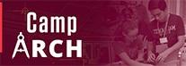 Camp ARCH logo/banner.