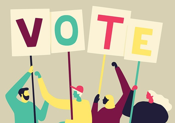 It's almost Election Day - Are you ready to vote?  Image Credits: Portland Mercury