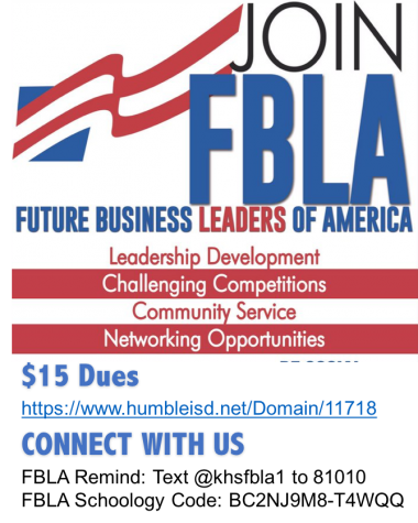 Come Join Future Business Leaders of America!