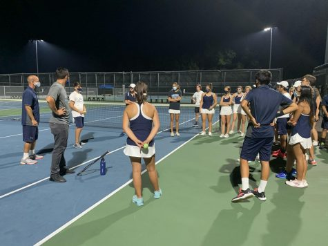 Team Tennis Has Started with Two Wins Under our Belt…