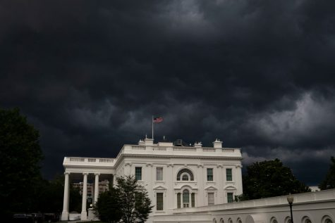 Overcast of 2020: What is happening in the White House? (Photo by Drew Angerer/Getty Images)
