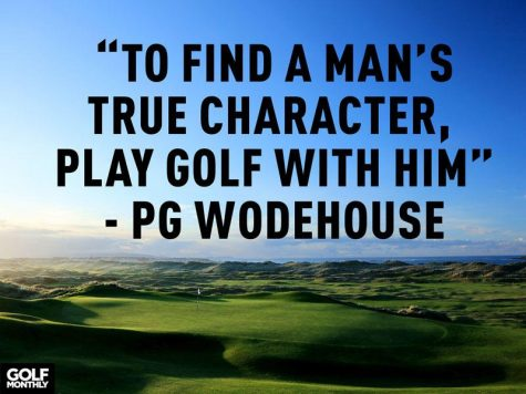 Fall Golf Season Quote 2020