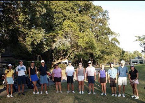 KHS Golf 2020-2021 Season Off to a Great Start!