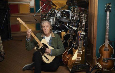 Paul McCartney (Picture: Mary McCartney/MPL Communications)